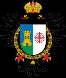 Imagen escudo Valenzuela de Calatrava