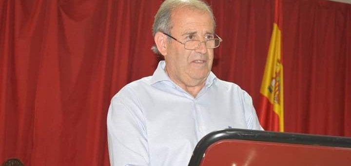 EL ALCALDE MARCELINO GALINDO PRESENTA SU RENUNCIA Y ABANDONA LA ALCALDÍA