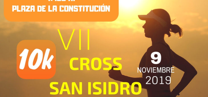 NUEVA FECHA PARA EL CROSS DE «SAN ISIDRO»